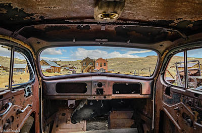 Photograph - Fixer Upper by Mike Ronnebeck