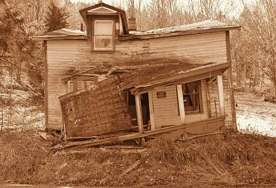 Photograph - Fixer-upper by Todd Rojecki