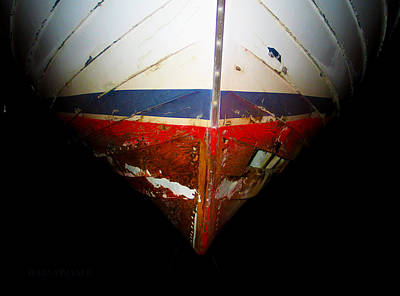 Photograph - Fixing Boats by Susan Vineyard