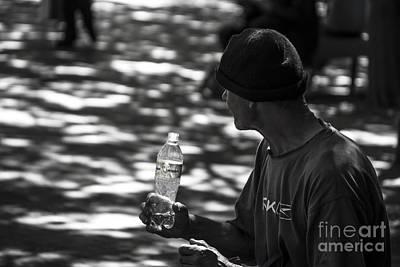 Observer Photograph - Fkck by Runaldo Ferre