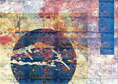 Digital Art - Flag by Gabrielle Schertz