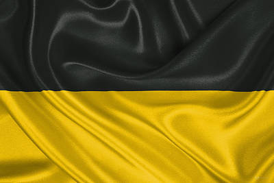 Digital Art - Flag Of The Habsburg Monarchy by Serge Averbukh