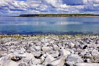 Photograph - Flaggy Shore by Fabrizio Troiani