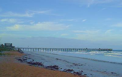 Photograph - Flagler Morning by Cheryl Waugh Whitney