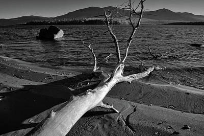 Photograph - Flagstaff Lake by Patrick Groleau