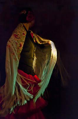 Photograph - Flamenco 34 by Catherine Sobredo