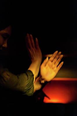 Photograph - Flamenco 36 by Catherine Sobredo