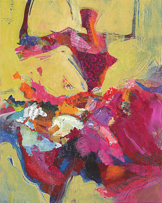 Dancer Painting - Flamenco Dancer by Shelli Walters