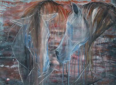 Painting - Flamenco by Jani Freimann