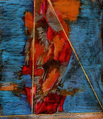 Xerox Art Mixed Media - Flamenco by Michal Rezanka