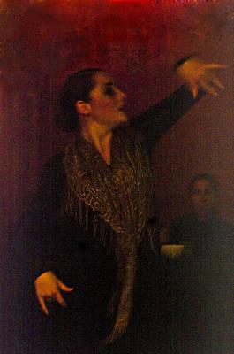 Photograph - Flamenco Series 33 by Catherine Sobredo