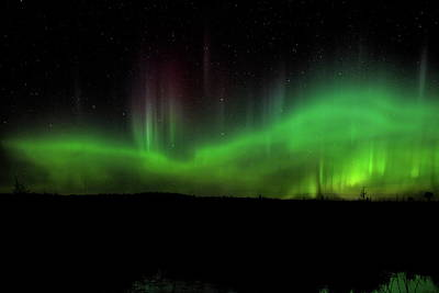 Photograph - Flames In The Big Dipper by Dale Kauzlaric