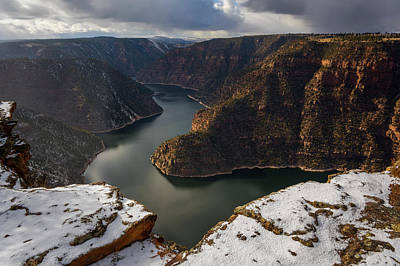 Photograph - Flaming Gorge by Dustin LeFevre
