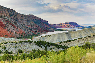 Garden Fruits - Flaming Gorge Recreation Area by Carl Shaw