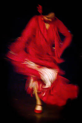 Photograph - Flamenco Series 32 by Catherine Sobredo