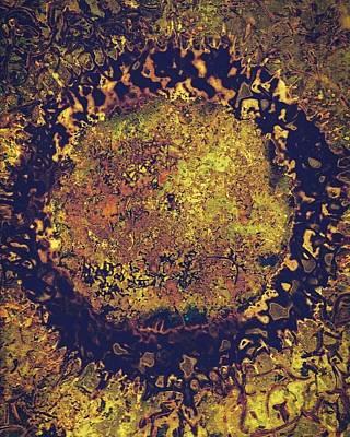 Flare Original by Khrys Fine Art