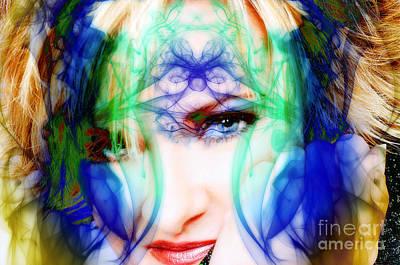 Digital Art - Flash by Clayton Bruster