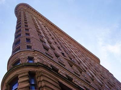 Flat Iron Building Original by Allen Meyer
