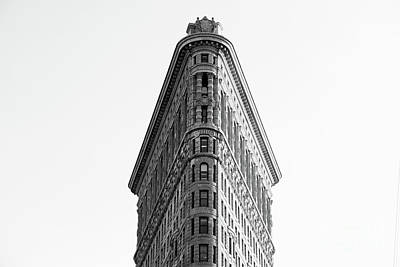 Flat Iron Building Art Print by MGL Meiklejohn Graphics Licensing