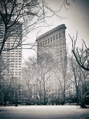 Photograph - Flatiron District by Jessica Jenney