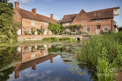 Photograph - Flatford Mill by Colin and Linda McKie