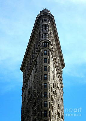 Photograph - Flatiron Building 2 by Randall Weidner