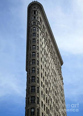 Photograph - Flatiron Building 3 by Randall Weidner