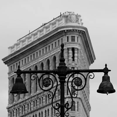 Flatiron Building New York Print by Andrew Fare