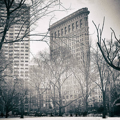 Photograph - Flatiron District 2 by Jessica Jenney