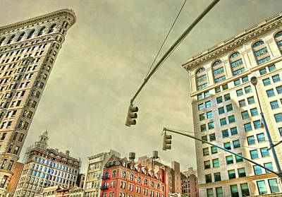 Photograph - Flatiron District by Diana Angstadt