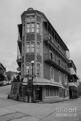 Photograph - Flatiron Flats Eureka Grayscale by Jennifer White