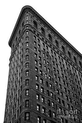 Photograph - Flatiron by John Rizzuto