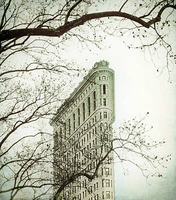 Photograph - Flatiron Memoir by Jessica Jenney