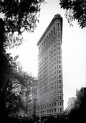 Photograph - Flatiron Noir by Jessica Jenney
