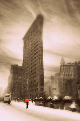 Photograph - Flatiron On Fifth by Jessica Jenney