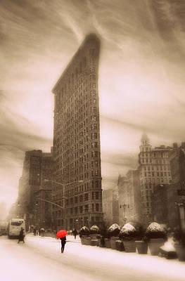 Photograph - Flatiron On Fifth by Jessica Jenney