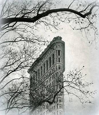Photograph - Flatiron Vintage by Jessica Jenney