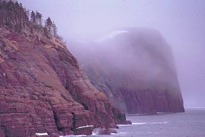 Photograph - Flatrock Fog by Douglas Pike