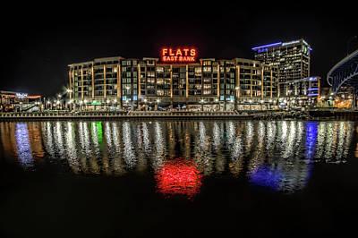 Photograph - Flats East Bank by Brent Durken