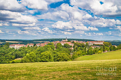 Photograph - Flavigny-sur-ozerain by JR Photography