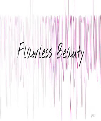 Mixed Media - Flawless by Jessica Eli