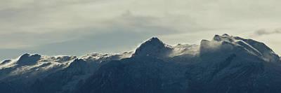 Susann Serfezi Photograph - flawy mount peak II by AugenWerk Susann Serfezi