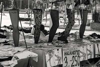 Photograph - Flea Market 7 by Zeljko Dozet