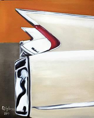 Painting - Fleetwood-elvis by Dean Glorso