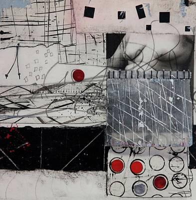 Mixed Media - Flesh Talk  by Laura Lein-Svencner