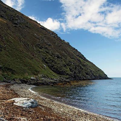 Photograph - Fleshwick Bay by Steve Watson