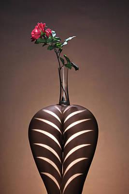 Photograph - Fleur Sur Le Vasse by Dario Infini