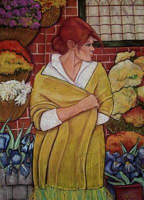 Pastel - Fleurs Du Provance by Pamela Mccabe