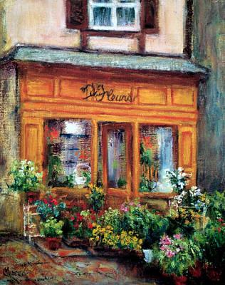 Painting - Fleurs by Jill Musser