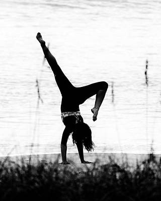 Photograph - Flexible by Alan Raasch